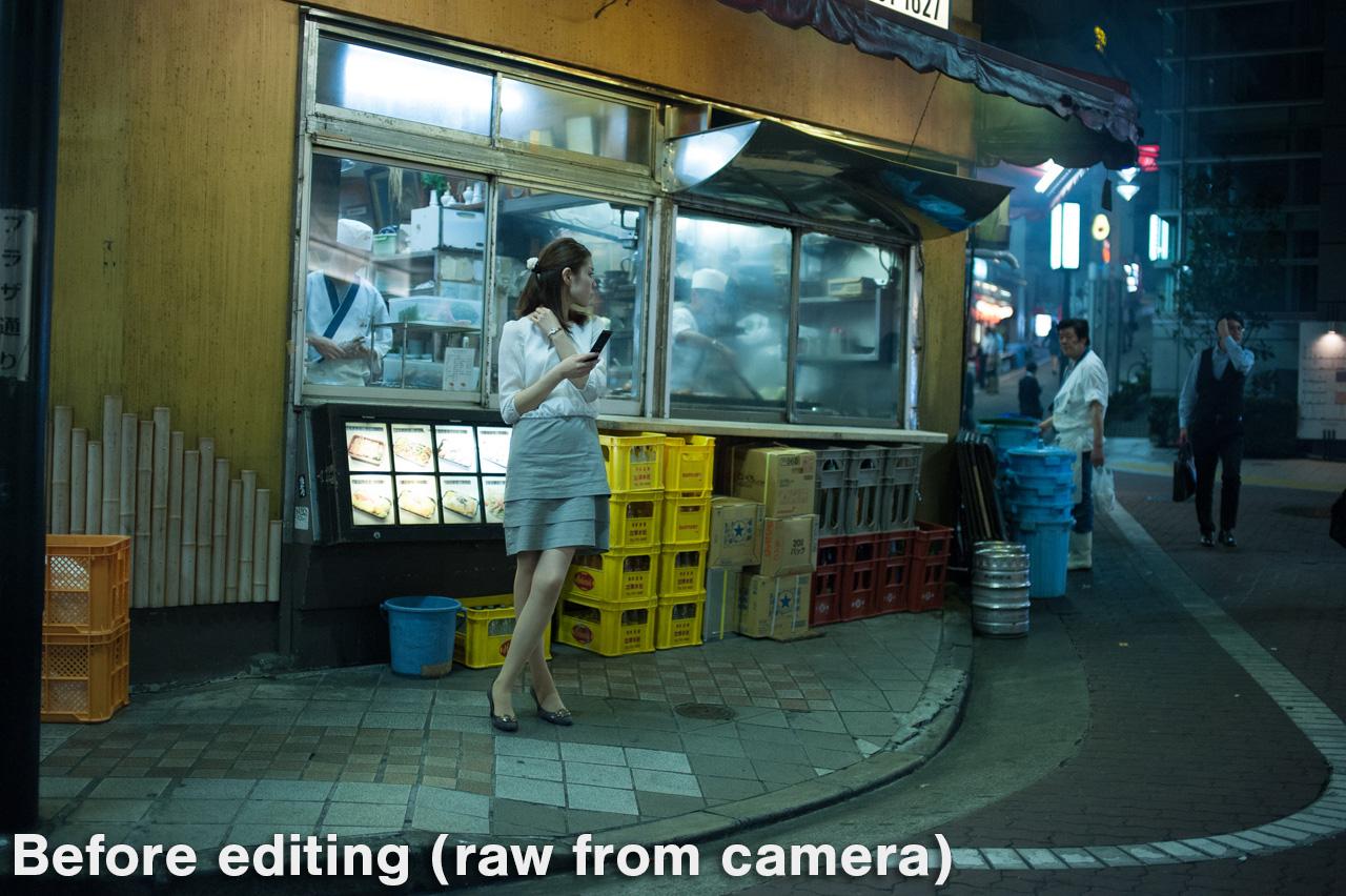 Photo Editing Episode 1 - Basics & Street Photography
