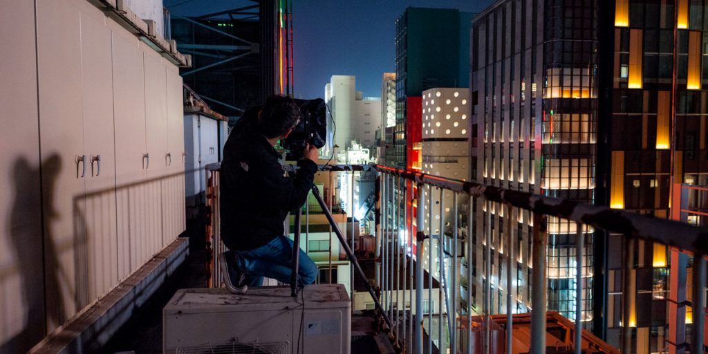 EYExplore Tokyo Photo Tour & Workshop - Shooting on the rooftops of Tokyo