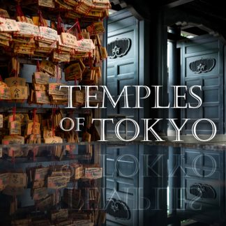 Temples of Tokyo