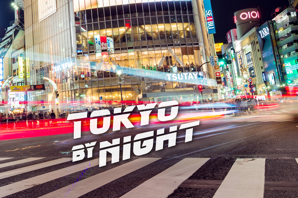 Tokyo Photo Tour - Tokyo By Night photo workshop by EYExplore