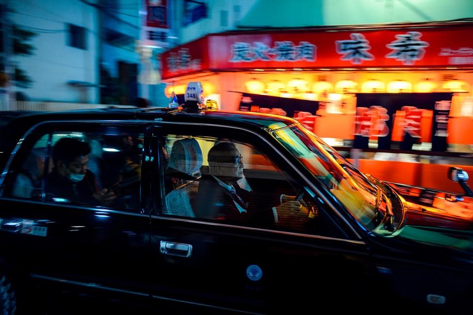 Osaka Rebooted - Dotonbori Taxi Driver - EYExplore
