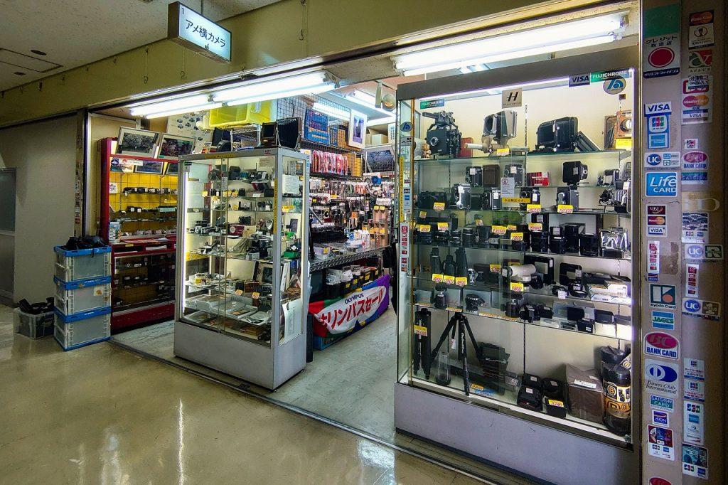 12. Ameyoko Camera - Used Camera Stores Akihabara to Ueno