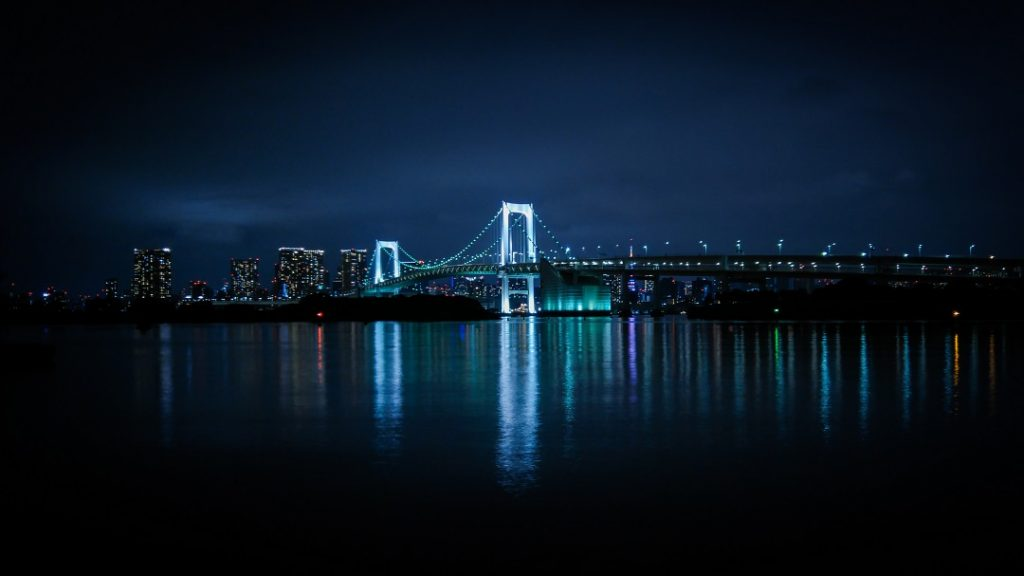 15 of Tokyo's Favourite Instagram Spots Revealed - EYExplore - 12. Odaiba Rainbow Bridge