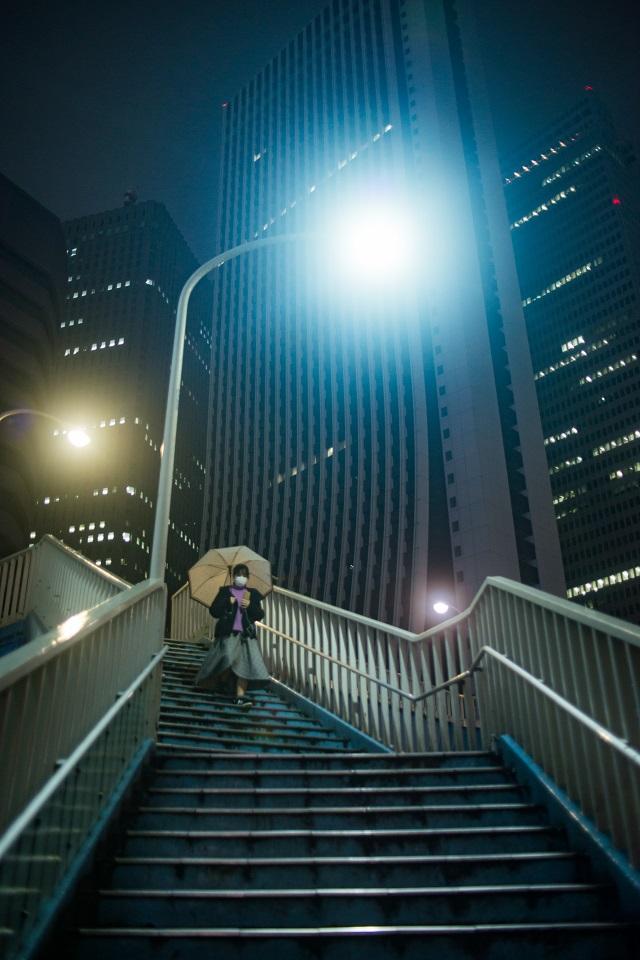 15 of Tokyo's Favourite Instagram Spots Revealed - EYExplore - 7. Staircase Shinjuku