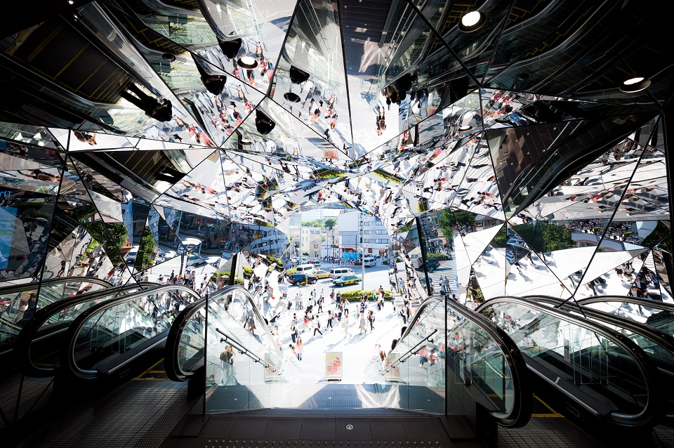 15 of Tokyo's Favourite Instagram Spots Revealed - EYExplore - 8. Tokyu Plaza Harajuku