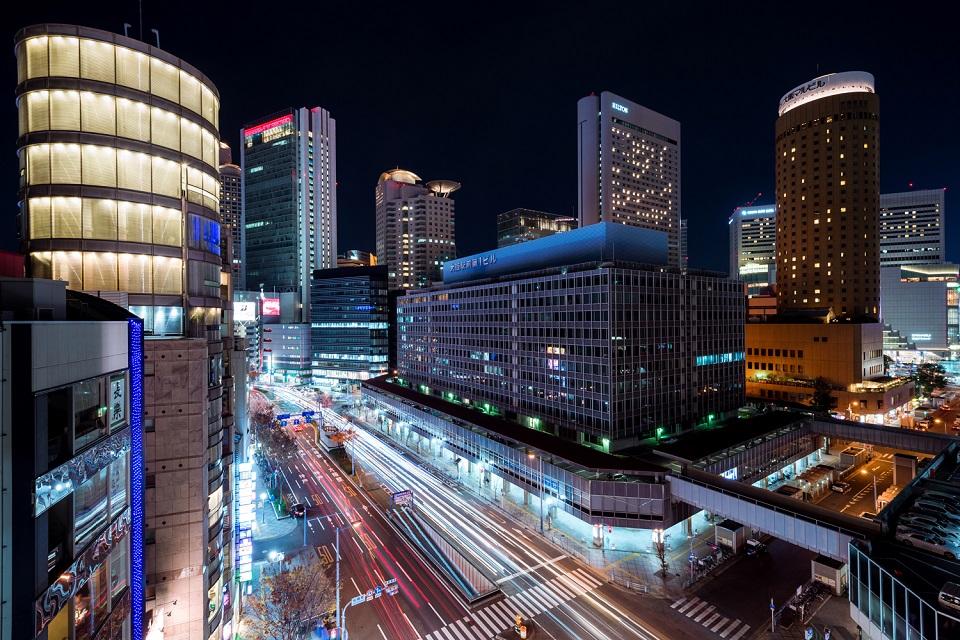 Osaka Rebooted - Kitashinchi Rooftop Big C - EYExplore