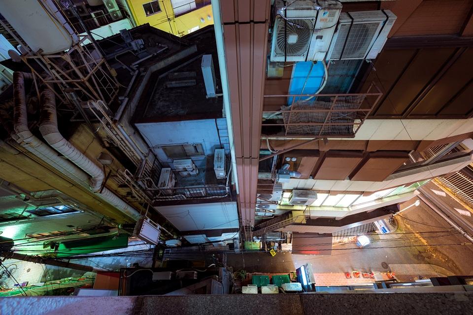 Osaka Rebooted - Umeda Roof The Drop - EYExplore