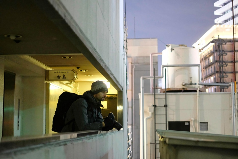 Osaka Rebooted - Kitashinchi Lukasz Balcony - EYExplore