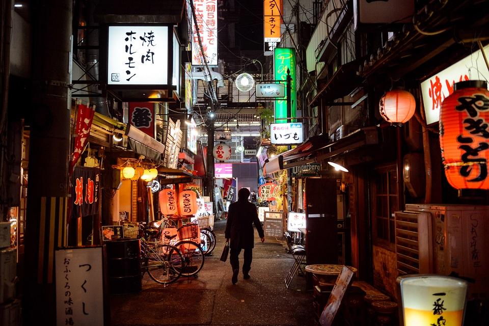 Osaka Rebooted - Namba Heat of Night - EYExplore