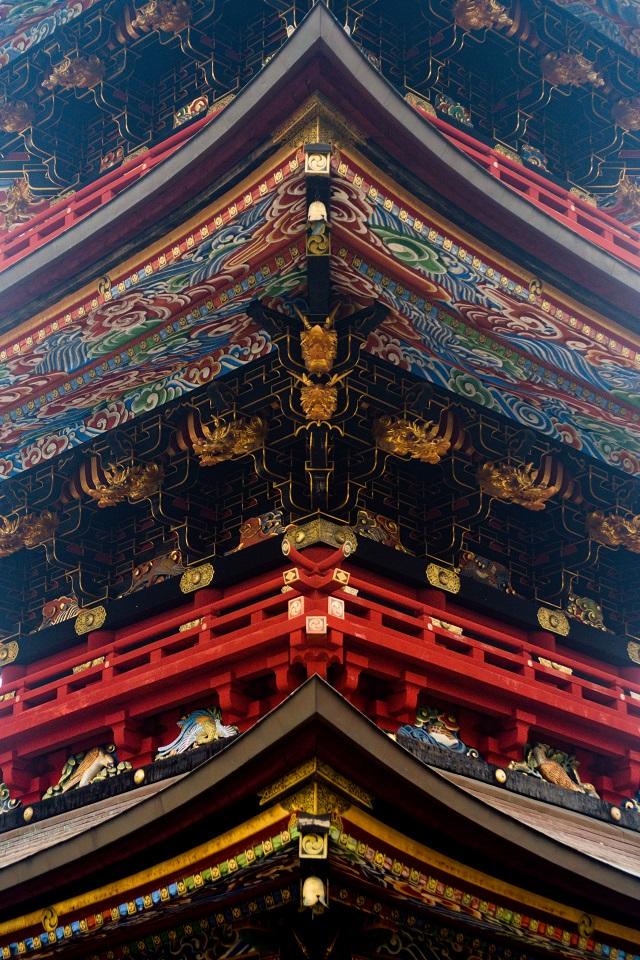 A Photographer's Guide to Transit at Narita-Naritasan Shinshō-ji 3-Tier Pagoda-EYExplore