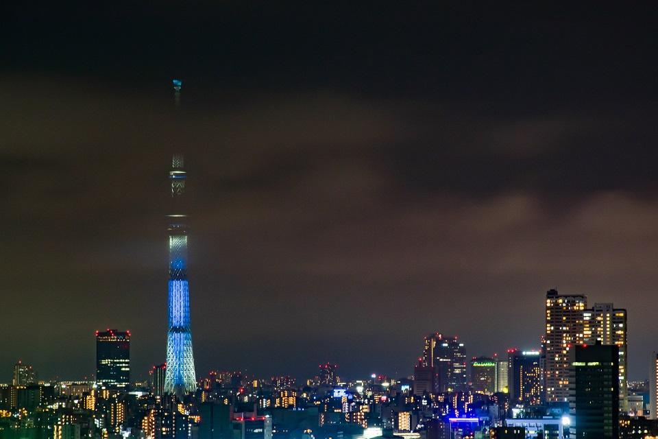 4. Free Observation Decks in Tokyo Japan Skytree Hokutopia