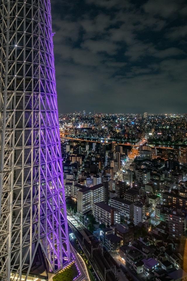 7. Free Observation Decks in Tokyo Japan Solamachi D3300