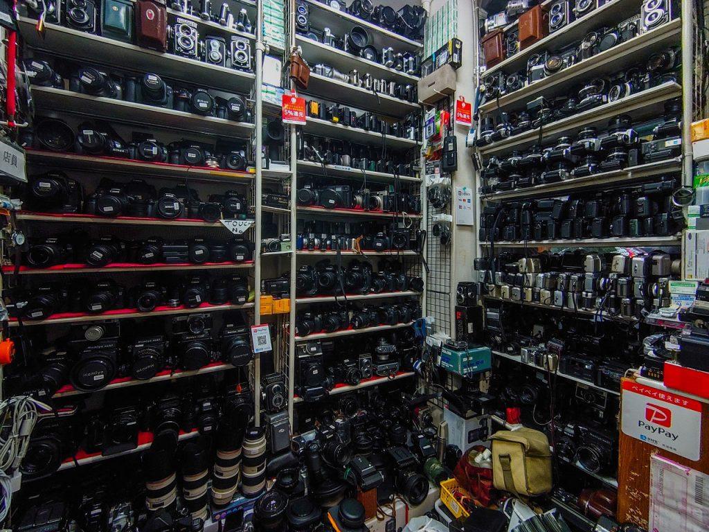 9. Imtiaz's Camera Market Inside - Used Camera Stores Akihabara to Ueno