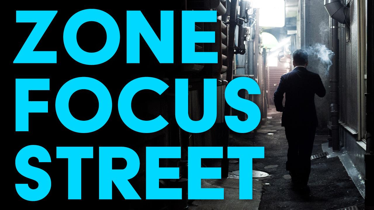 Street Photography & Zone Focus — EYExplore