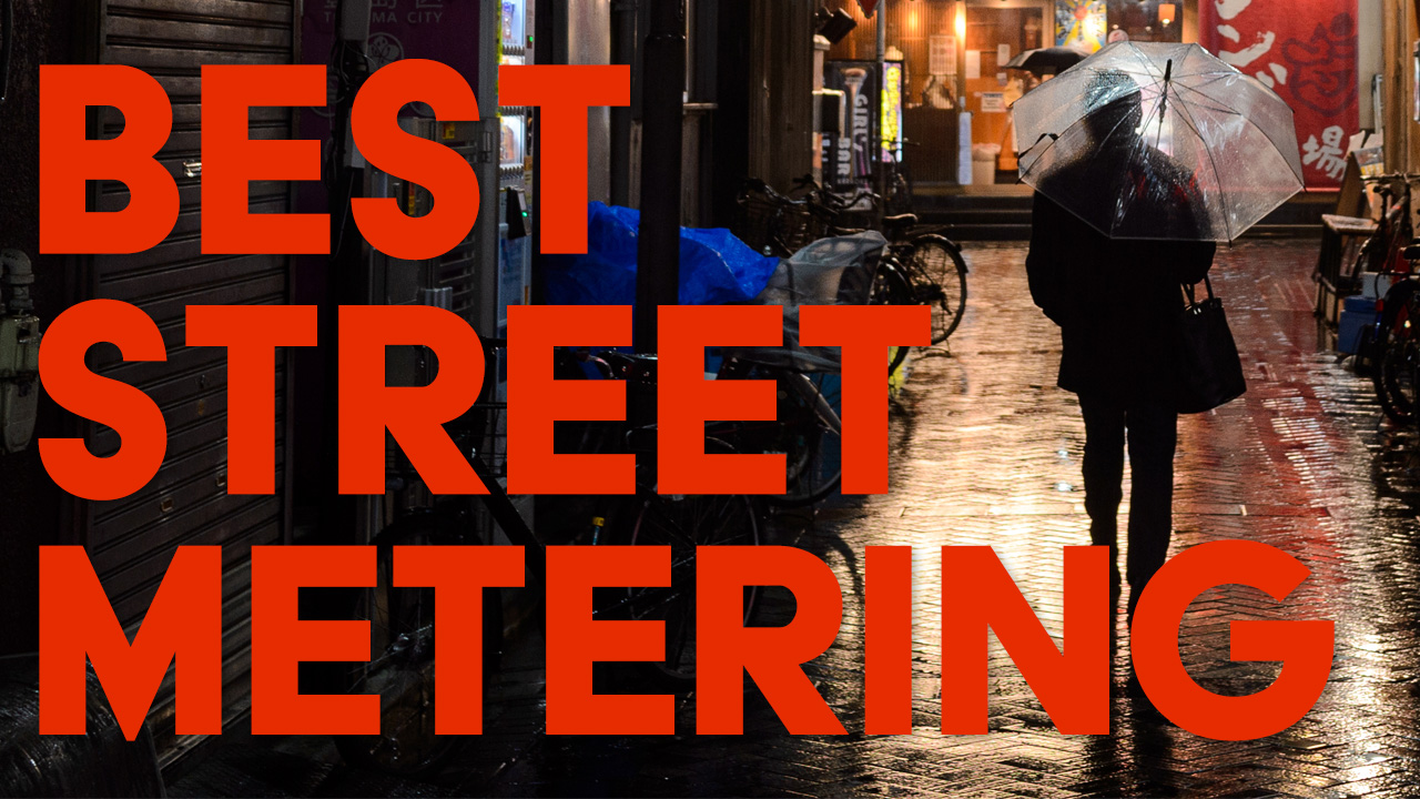 The Best Metering Mode for Street Photography — EYExplore