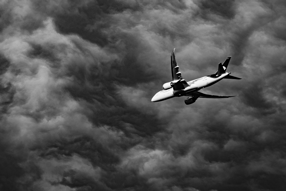 A Photographer's Guide to Transit at Narita-Plane Landing Narita-EYExplore