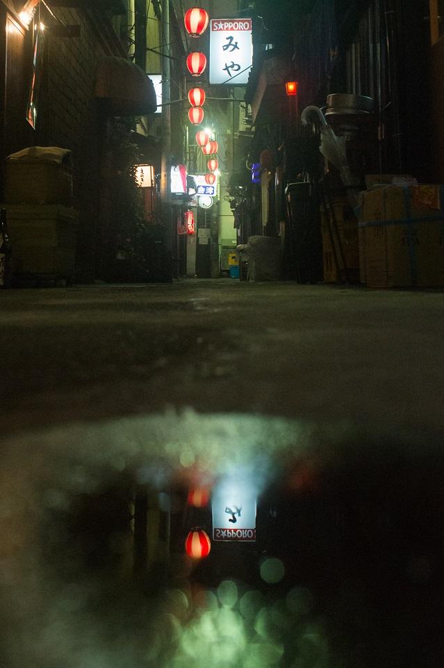 Top 5 Places for Photography in Tokyo - Shibuya Nombe Yokocho - EYExplore