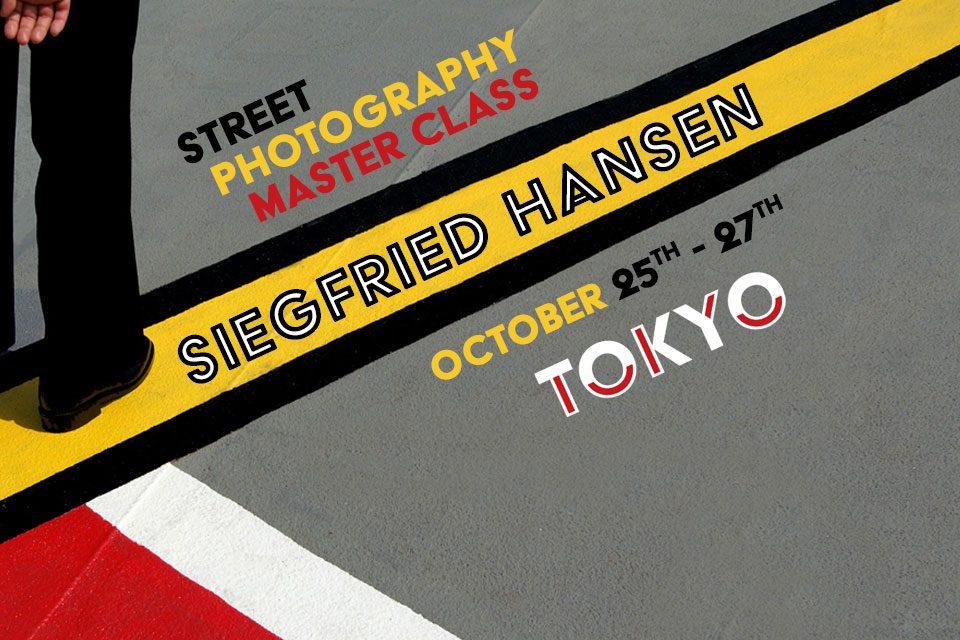 Siegfried Hansen Photo Workshop