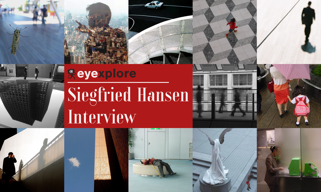 Siegfried Hansen Interview