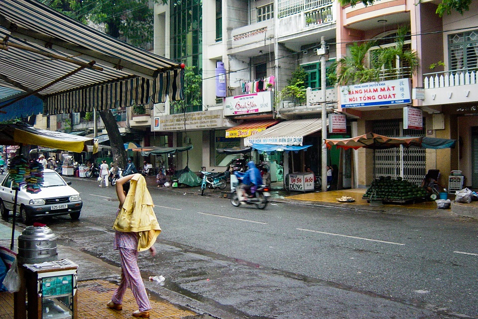 A Photographer's Guide to Transit at Narita - Somewhere in Saigon in July 2003 - EYExplore
