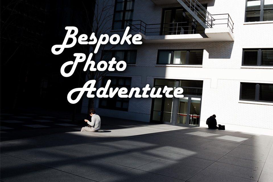 Bespoke Photo Adventure