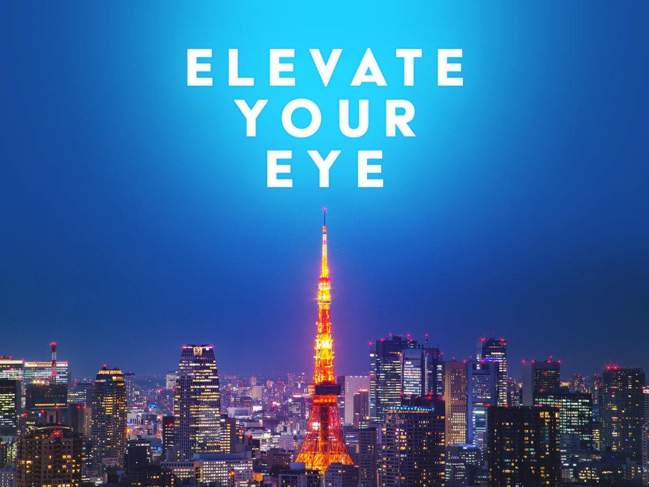 Elevate Your Eye — Free Observation Decks in Tokyo Japan