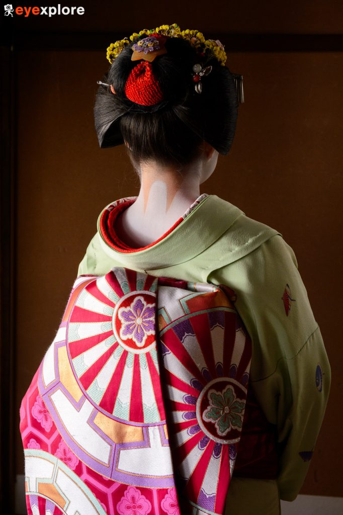 Geisha Photo Shoot in Kyoto— EYExplore