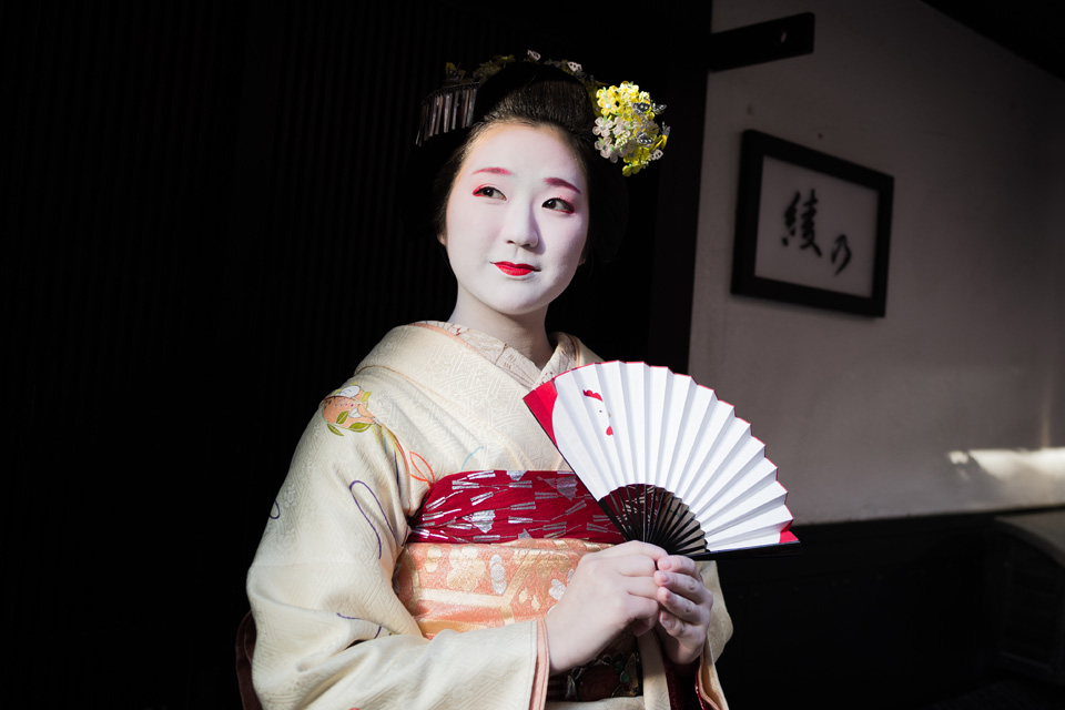 Geisha Studio - Photography Workshop — EYExplore