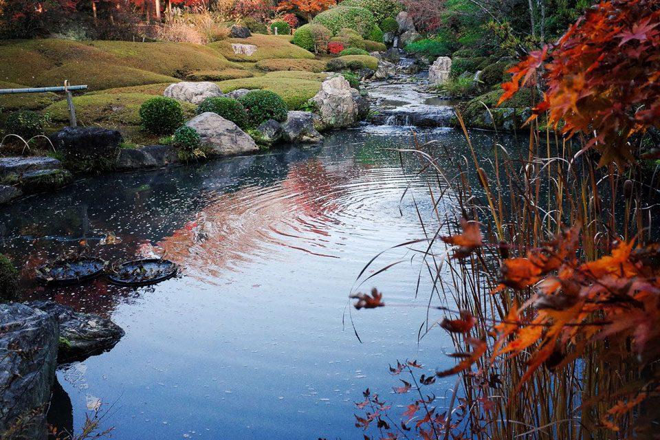 Zen Garden in Kyoto, Japan - EYExplore
