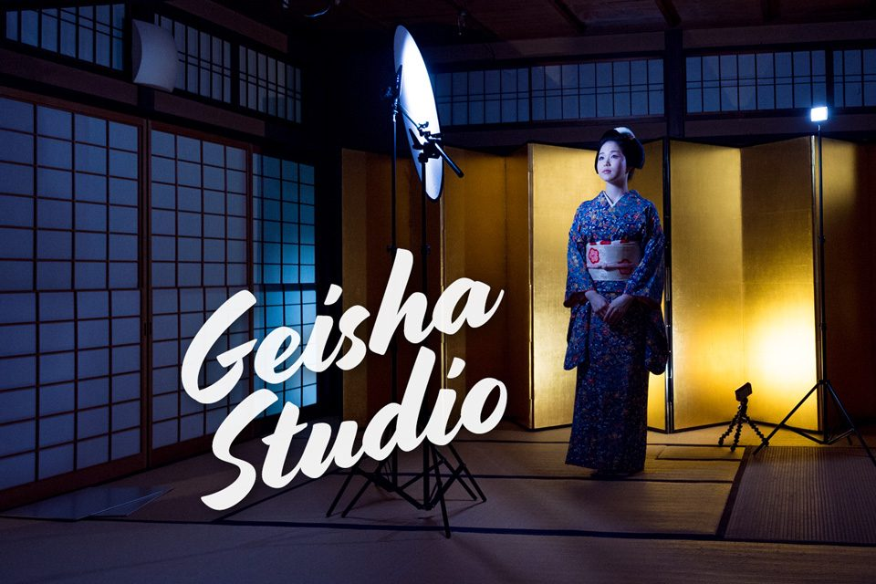 Geisha Studio Geisha Photo Shoot