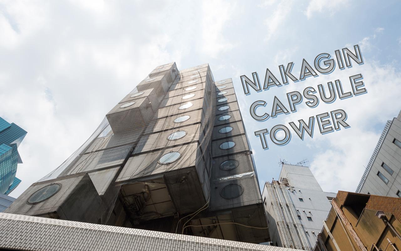 Nakagin Capsul Tower