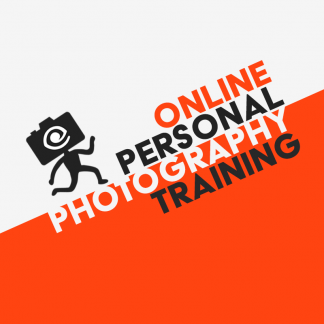 Online Personal Photography Training — EYExplore