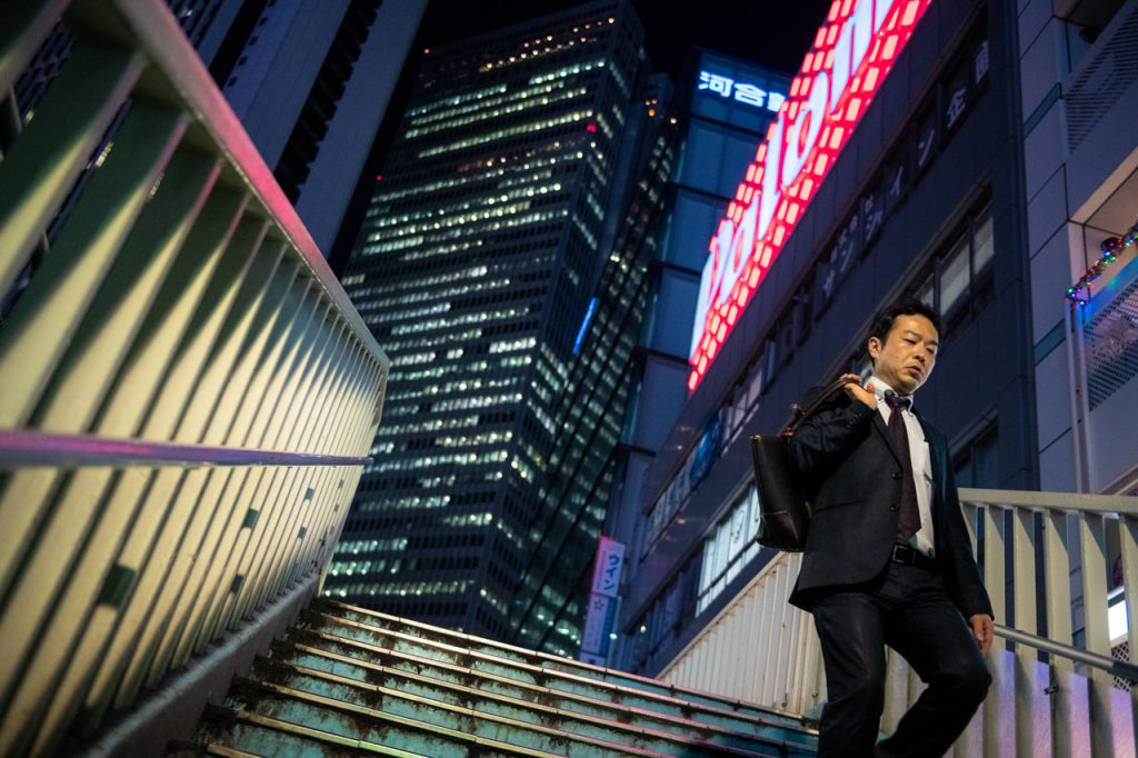 Optimizing Your Night Street Photography