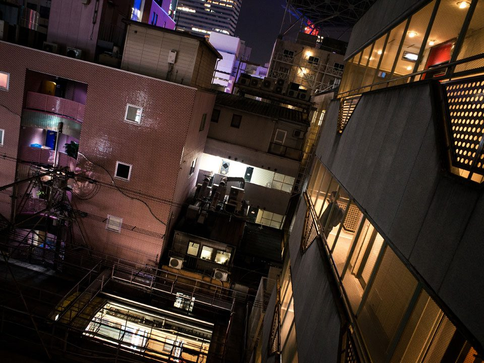 Osaka Urbex