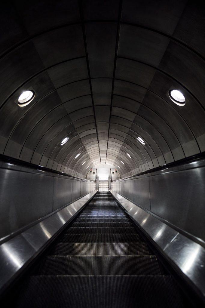 London Urban Photography — The Tube