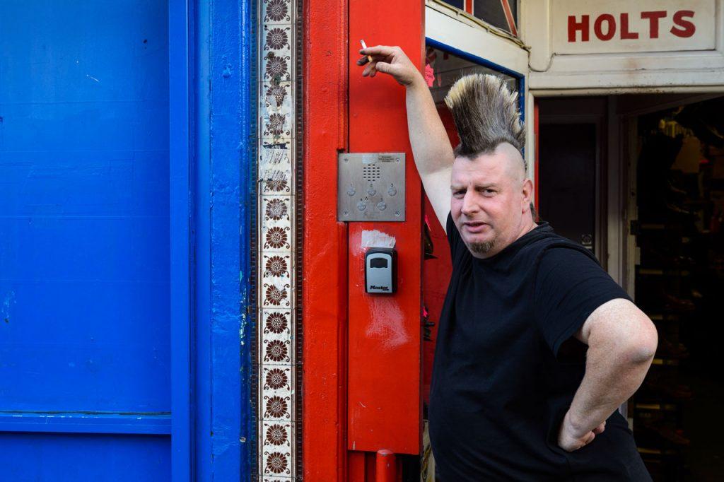 London Street Photography — Mohawk
