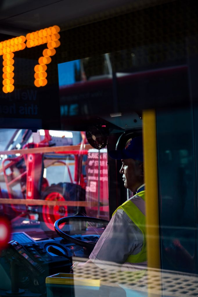 London Street Photography — Colors and Layers