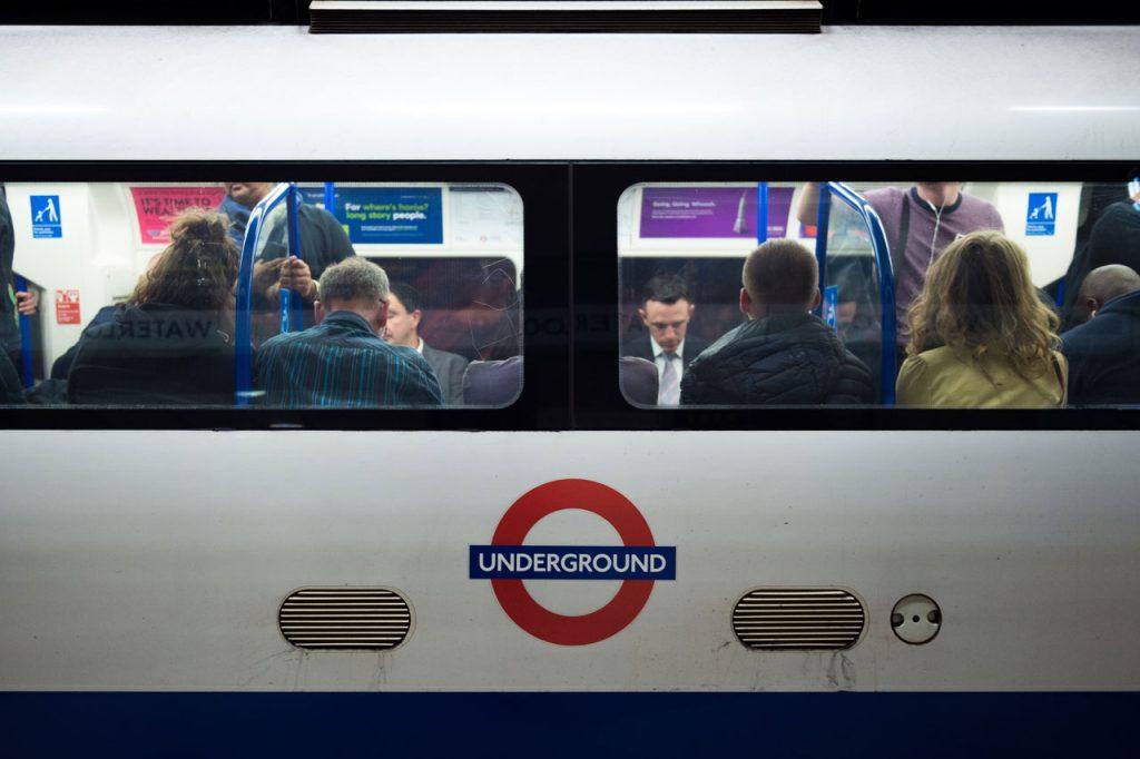 London Street Photography — Underground