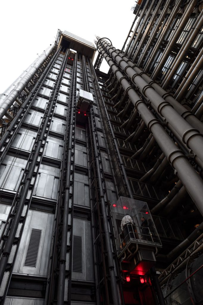 London Urban Photography — Megacorp