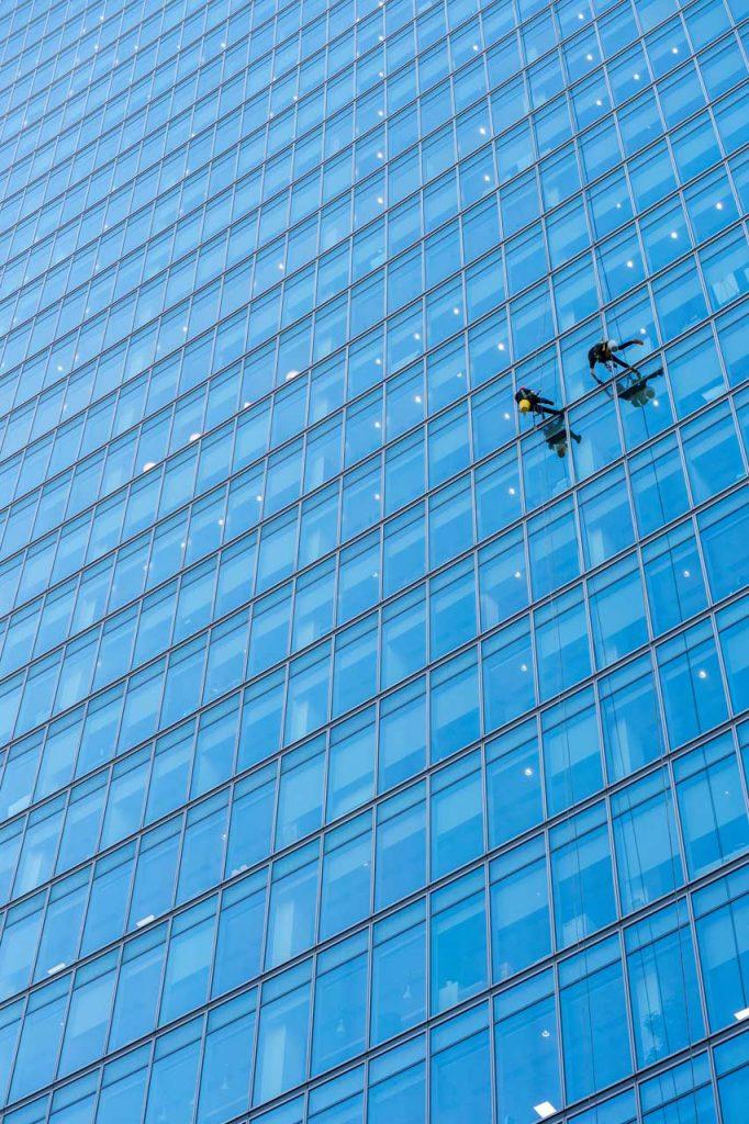 London Urban Photography — Sheer Wall