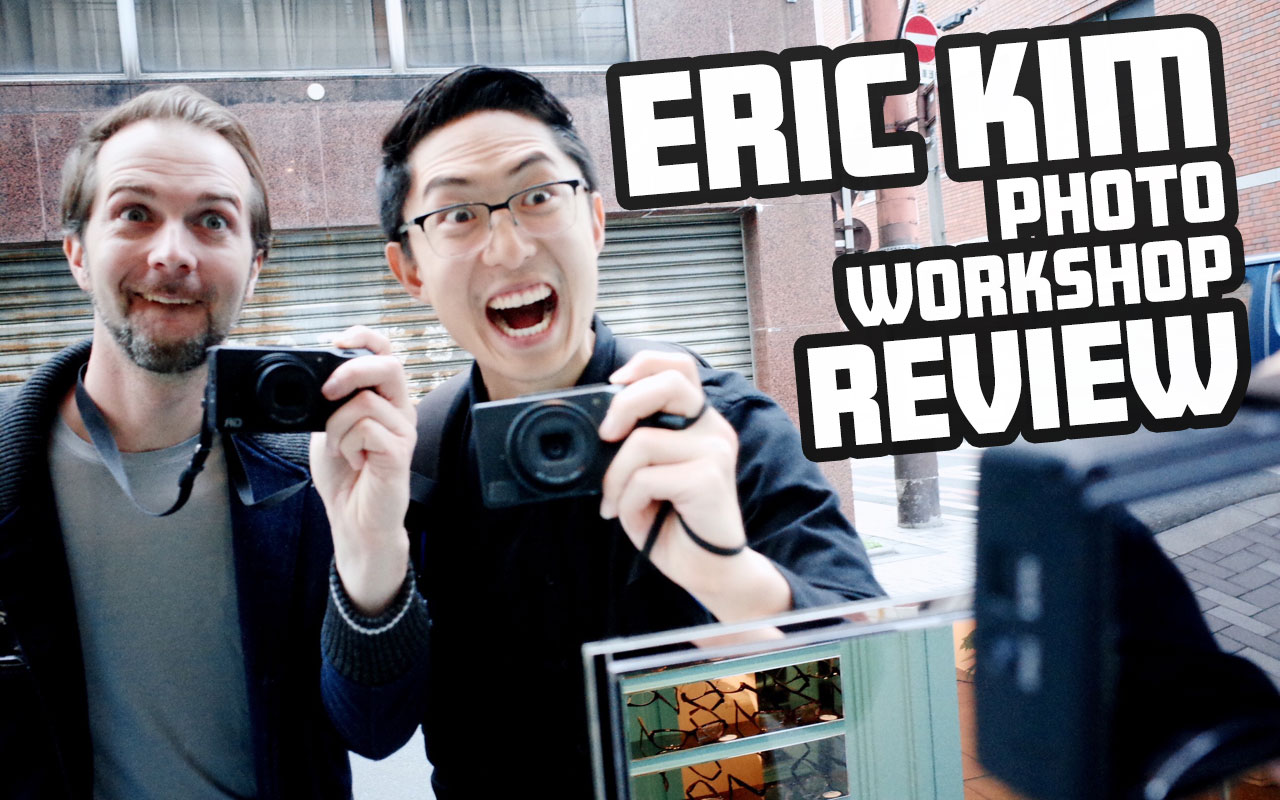 Eric Kim Photo Workshop Review