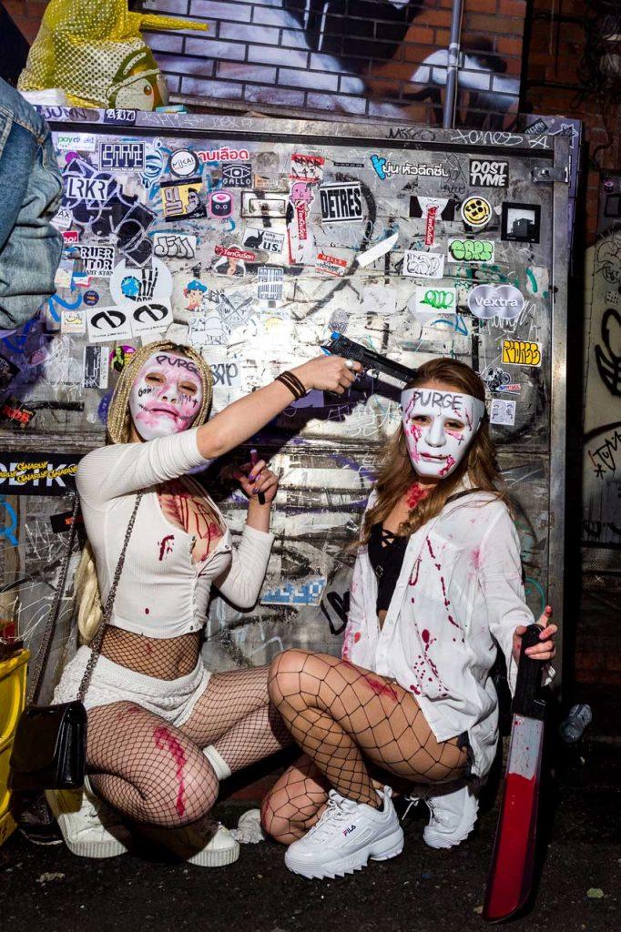 Streets of Tokyo: Halloween — EYExplore