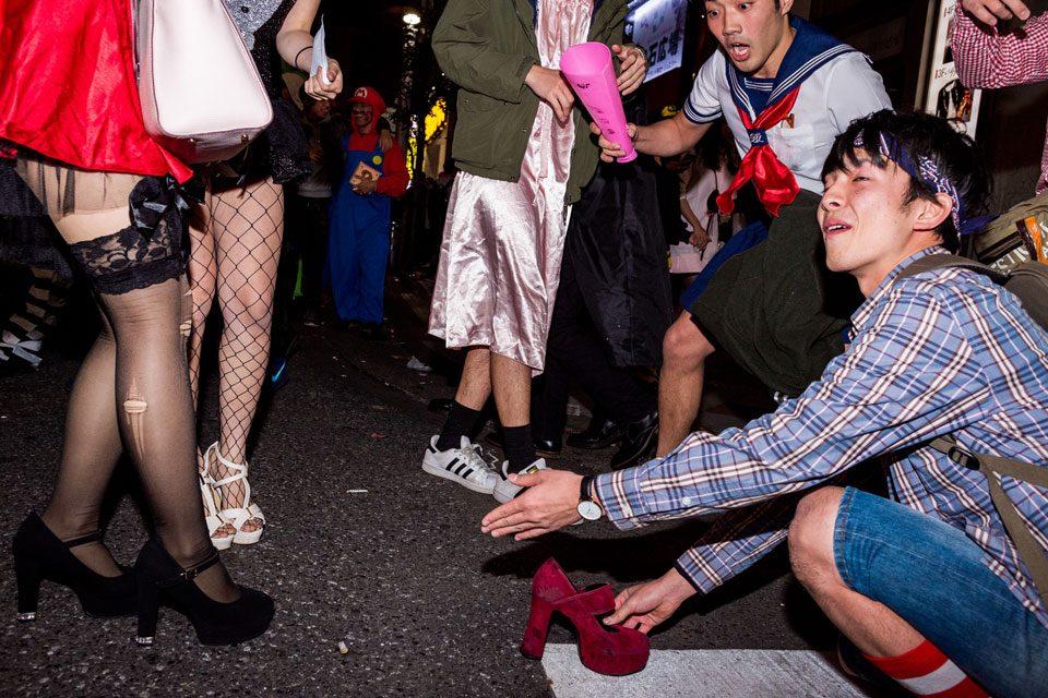 Streets of Tokyo Halloween
