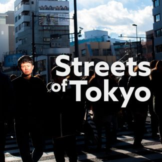 Streets of Tokyo Photo Workshop — EYExplore