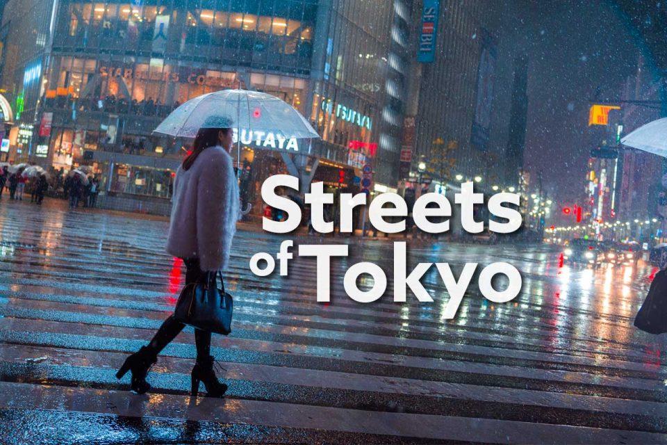Streets of Tokyo Photo Tour EYExplore