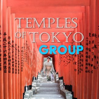Temples of Tokyo Group Photo Tour — EYExplore