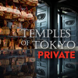 Temples of Tokyo Private Photo Tour — EYExplore