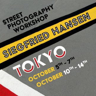 Siegfried Hansen Photo Workshop