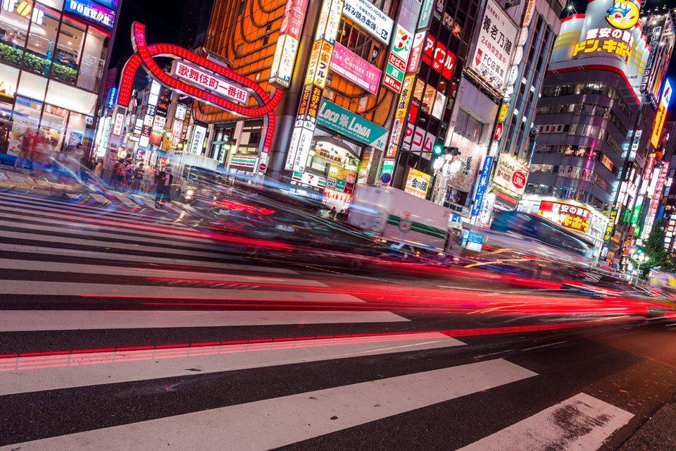 Kabukicho district in Shinjuku, Tokyo - EYExplore