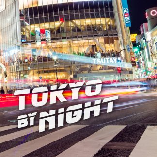 Tokyo By Night Photo Tour EYExplore